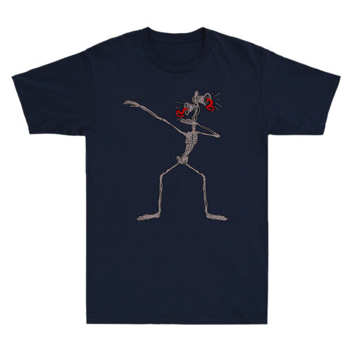 Funny Dabbing Siren Head Halloween Meme Gifts Retro Men/'s T-Shirt Cotton Tee Top