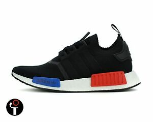 ADIDAS-NMD-R1-PK-7-13-BLACK-RED-BLUE-WHITE-S79168-OG-PRIMEKNIT-2017-AUTHENTIC