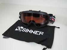 3e2a2fc9dcfa item 6 New Sinner Visor II OTG Ski Goggles Snowboard Matte Black -New Sinner  Visor II OTG Ski Goggles Snowboard Matte Black