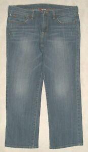 Lucky-Brand-Sweet-N-Low-Crop-Capri-Stretch-Jeans-Womens-Size-10-30