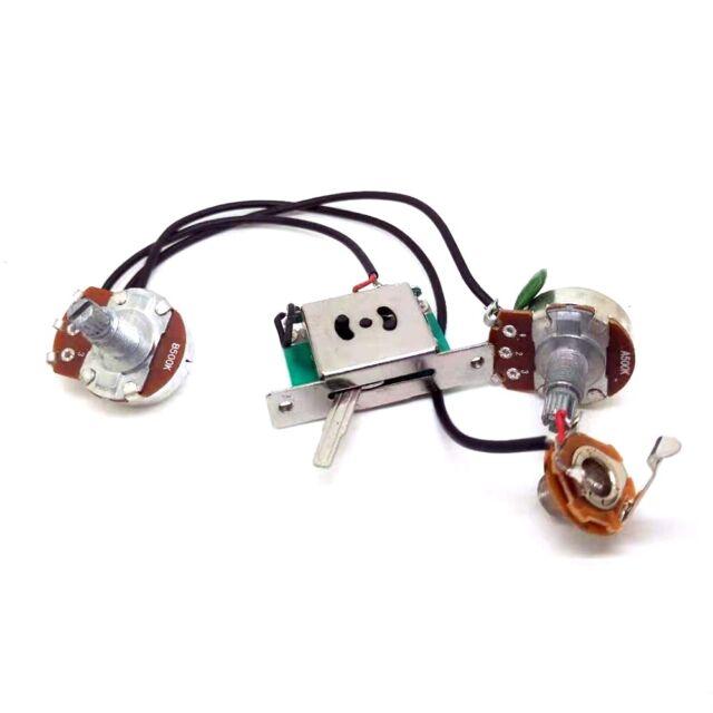 Esp Wiring Diagram 1 Volume 1 Tone