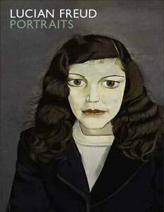 Lucian-Freud-Portraits-Sarah-Howgate-Used-Excellent-Book
