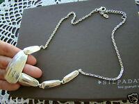 Silpada Sterling Silver highlands Necklace N2920 $144