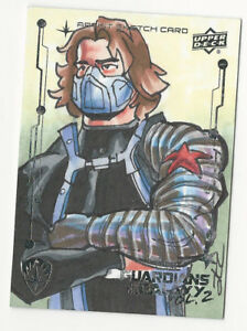 2017-Guardians-of-the-Galaxy-Volume-2-Sketch-Card-by-Adam-amp-Bekah-Cleveland-1-1