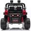 AUTO-ELETTRICA-PER-BAMBINI-MACCHINA-FUORISTRADA-12V-2-POSTI-2WD-CON-TELECOMANDO miniatura 5