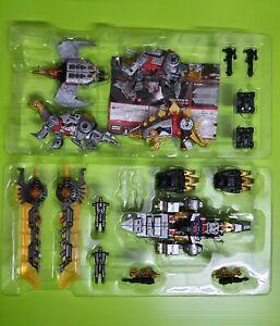 Transformers Takara Generations Select Volcanicus Dinobots Combiner Set