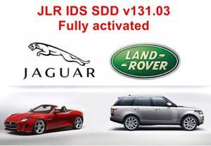 Details about JLR IDS /SDD v131 03 Jaguar/Landrover Diagnostic Software  (Downloadable Version)