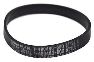 Royal Dirt Devil Upright Vacuum Cleaner Style 6 Belt Ultra MVP Part Numb Fits