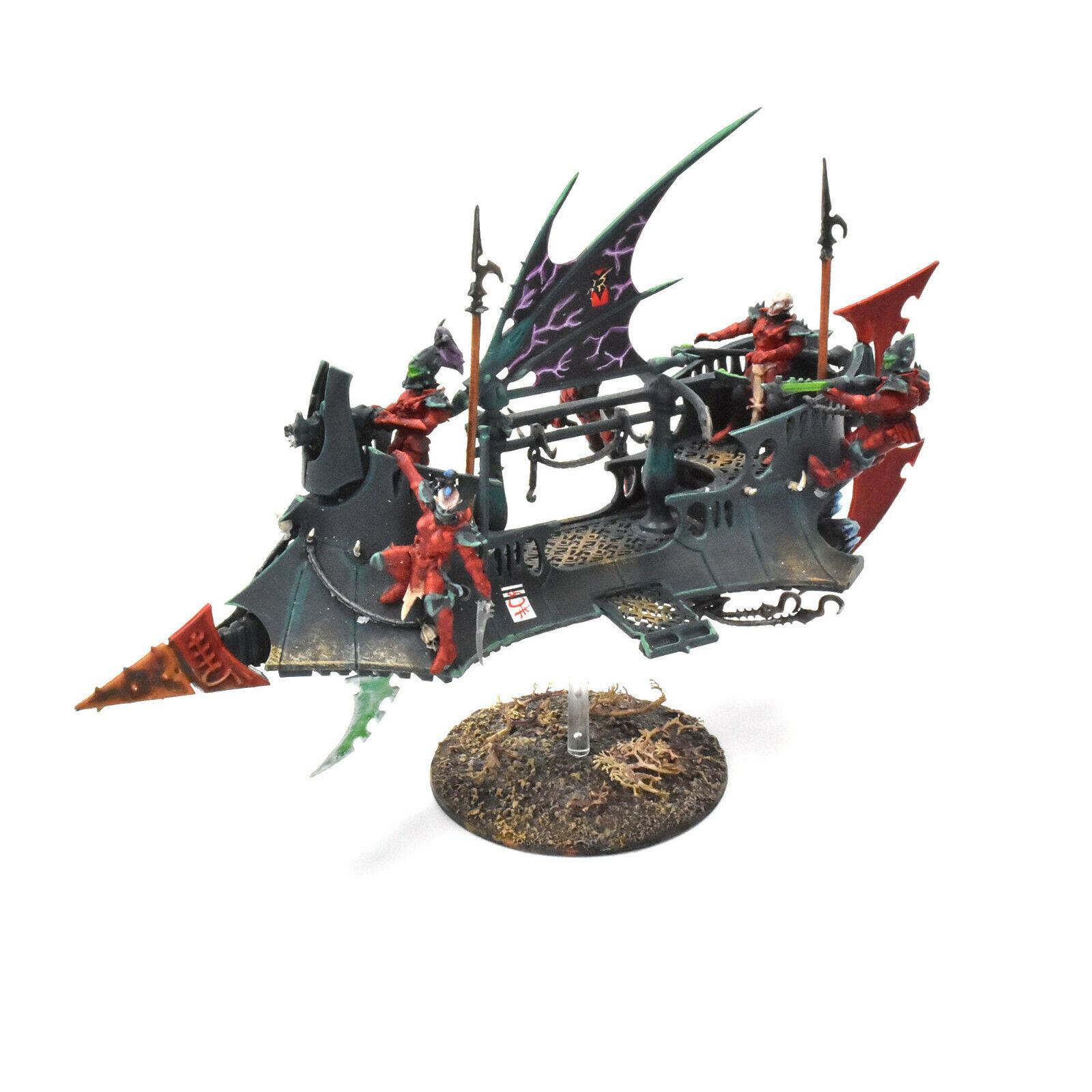 el mas de moda Drukhari Raider  1 BIEN BIEN BIEN PINTADOS WARHAMMER 40K eldar oscuro  precios razonables