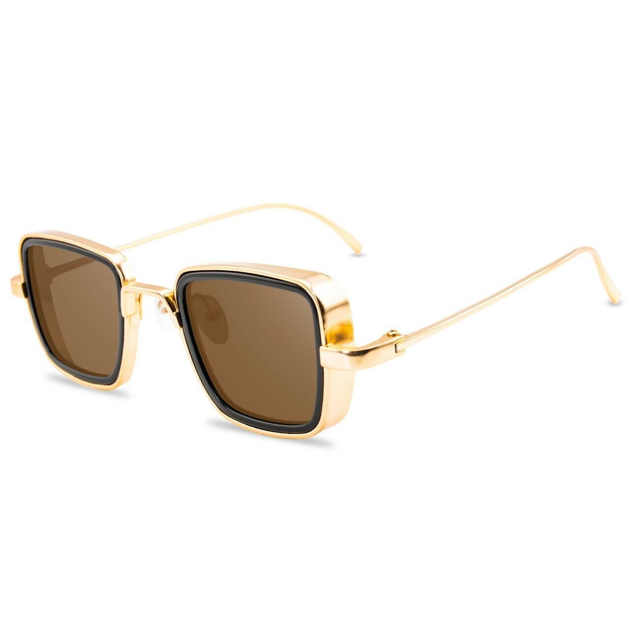 Starlite Brand Highest quality Brown lenses,Trillium frames ,Sunglasses, case