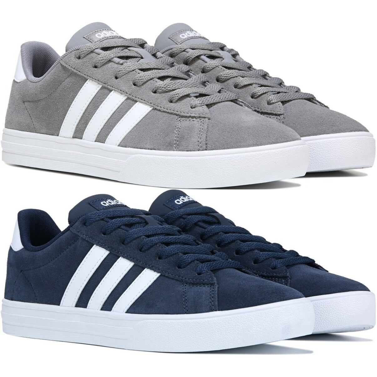 Adidas DAILY 2.0 SUEDE Men's Sneakers Lifestyle Comfy Shoes
