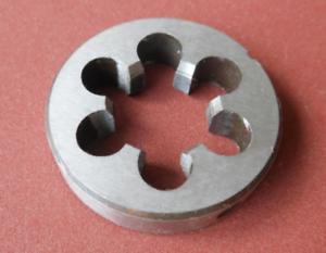 1pc Metric Left Hand Die M10x1.5 mm Dies Threading Tools M10 x 1.5 pitch