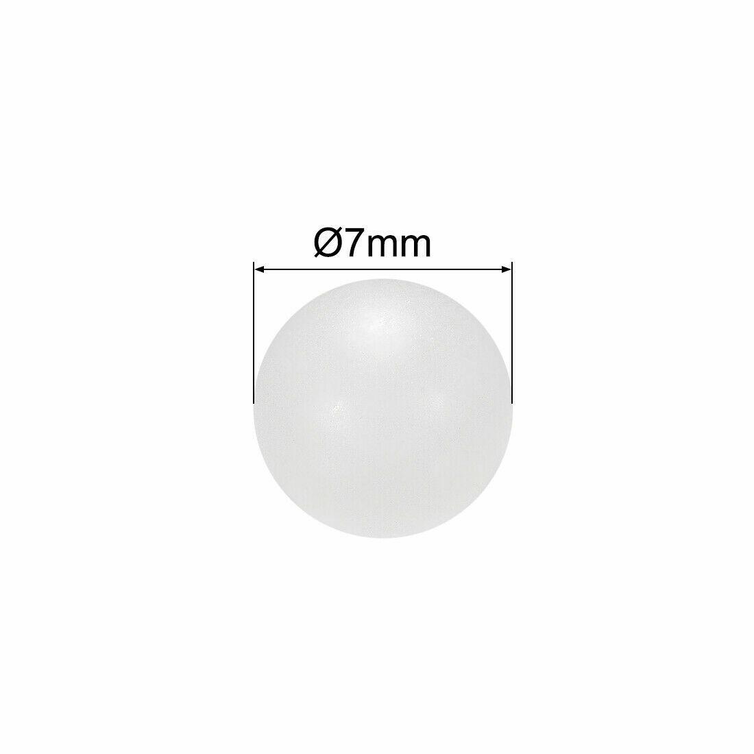 Precision Bearing Ball 1000pcs 7mm PP Solid Plastic Balls