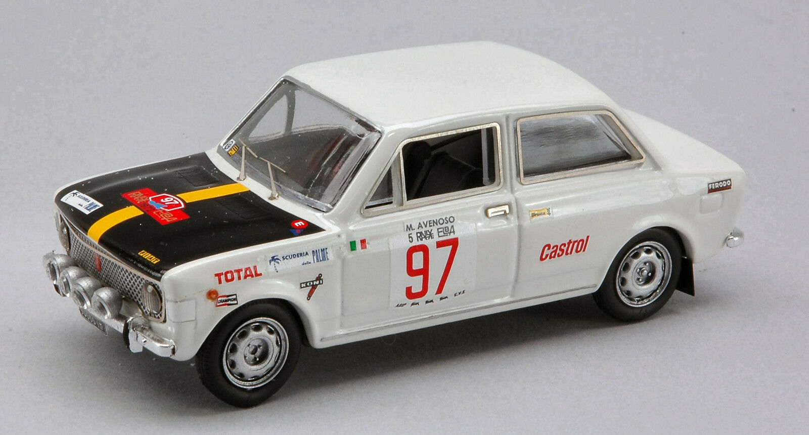 FIAT 128  97 rally Elba 1972 1 43 MODEL rio4228 rio