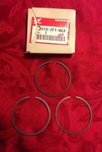 82 mm #13010ZE3003 Piston Ring Set pour HONDA GX340K1 GX340U1