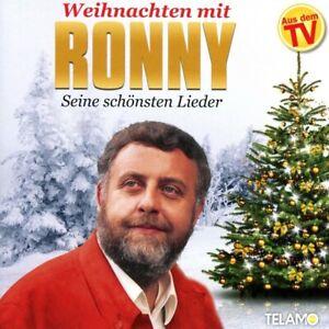 RONNY-WEIHNACHTEN-MIT-RONNY-SEINE-SCHONSTEN-LIEDER-CD-NEU