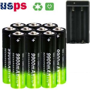 SKYWOLFEYE-18650Battery-Li-ion-3-7V-Rechargeable-Batteries-For-flashlight-USA