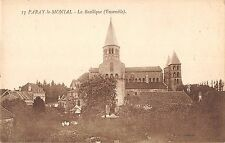 BF9781 paray le monial la basilique france   France