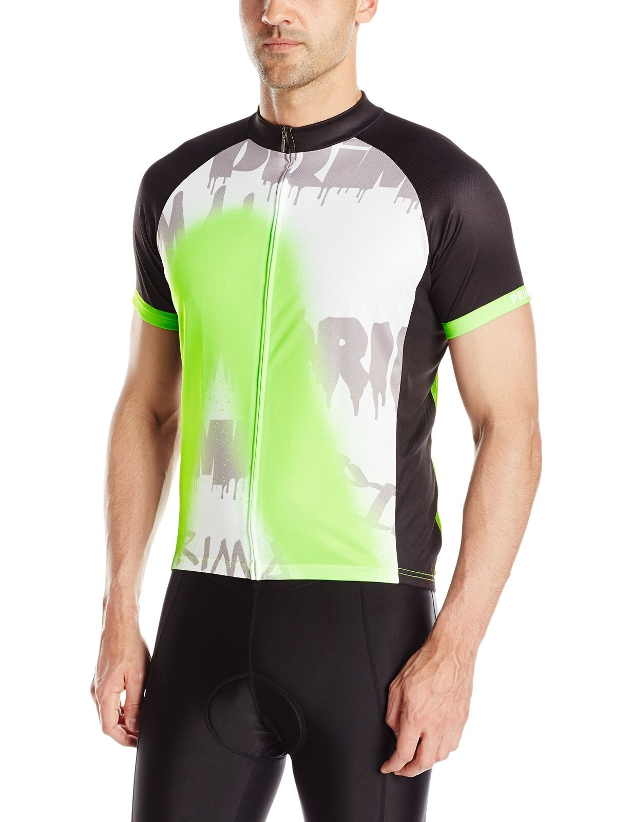 Primal Wear Men's Turnt Jersey, X-Large, Green