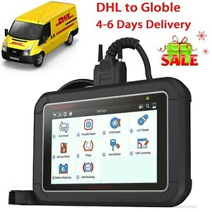 Details about All System Auto OBD2 Diagnosis Scanner Tool ABS Bleeding EPB  SAS Oil Reset TPMS