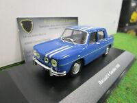 Renault R8 Gordini 1969 Bleu 1/43 Solido S4300100 Voiture Miniature D Collection