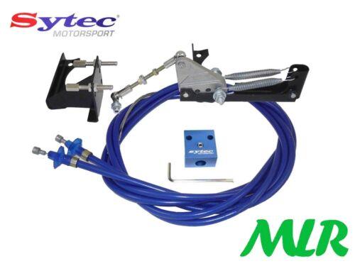Sytec TLK2//D Twin Dellorto Carbohidratos Acelerador Vínculo Kit DHLA Escort MK1 MK2 agr