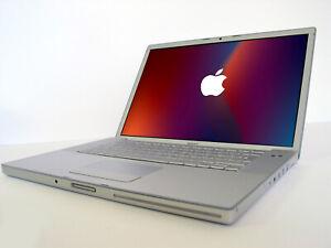 MacBook-Pro-034-Plata-034-15-4-034-Pulgadas-icore2duo-4GB-RAM-Cargador-incluido