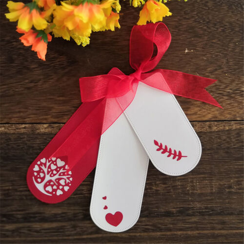 Label Design Metal Cutting Die For DIY Scrapbooking Album Paper Cards  FO