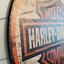 thumbnail 28 - Wood Bar Signs Vintage Retro Pub Man Cave Wall Sign Wooden Circle Plaques. UK