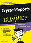 Crystal Reports Fur Dummies by Allen G. Taylor (Paperback, 2009)