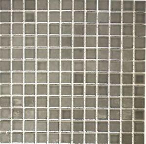 Keramikmosaik-uni-metal-glaenzend-Fliesenspiegel-Kueche-Art-18D-0204-10-Matten