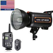 Godox QT600w 600Ws High Speed Studio Strobe Flash Light FT-16 Trigger Kit