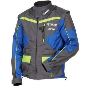 Zu Herren Matterley Details Yamaha Racing Blue Enduro Jacket Weste Gytr Jacke Mx 0vnNwm8