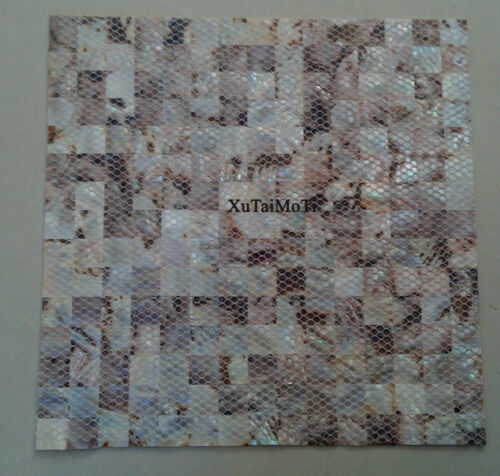 Free shipping natural shell mosaic mother of pearl kitchen backsplash wall tile