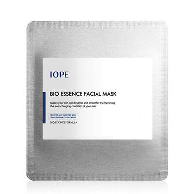 [IOPE] Bio Essence Facial Mask Sheet 1,3,5 pcs