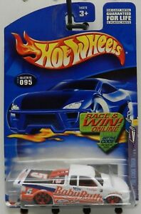 Details about LARRY LARSON CHEVY PRO STOCK PICKUP TRUCK STREET OUTLAWS 095  95 HW HOT WHEELS