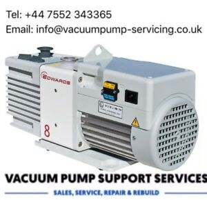 Vacuum-Pump-Edwards-RV8-SERVICED-WARRANTY-SHIPPING-798-98-call-us-now