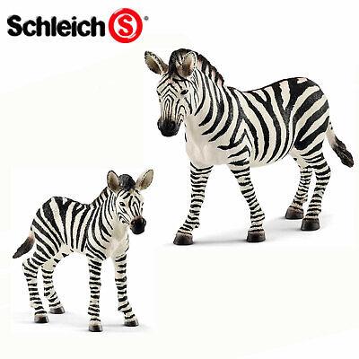 Schleich Zebra Female Wild Life Figure Toy Figure 14811