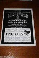 AR17=1972=ENDOTEN LOZIONE HELENE CURTIS=PUBBLICITA'=ADVERTISING=WERBUNG=