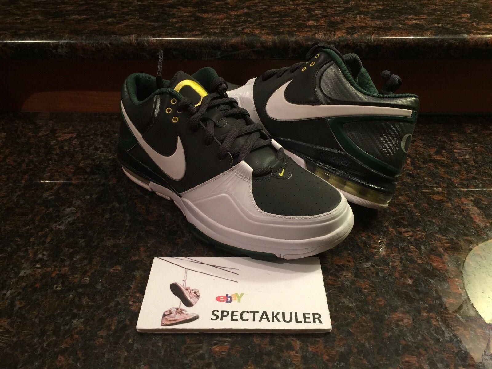 Nike Air Max Trainer 1.3 Mid unreleased promo muestra SZ ou 9,5 Oregon Ducks PE ou SZ aa6491