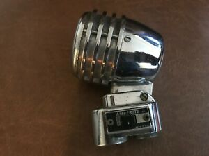 Vintage-RARE-Amperite-PGH-dynamic-microphone-old-antique-CB-RADIO-LOTS