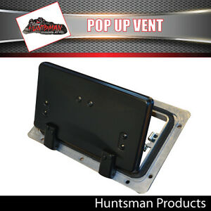 Small Pop Up Roof Air Vent Trailer Canopy Camper