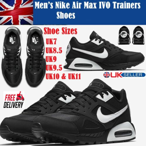 Men Women Nike Air Max IVO Running Sports Trainers Sneakers Shoes Size UK 6-12