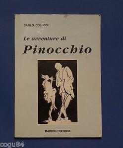 Carlo-Collodi-Le-avventure-di-Pinocchio-Ed-Barion-1991