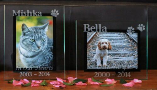 Pet Memorial Picture Frame Personalised Photo Frame