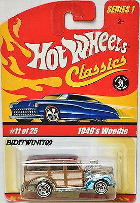 Mattel Hot Wheels Classics Series 3 FordVicky #11 of 30