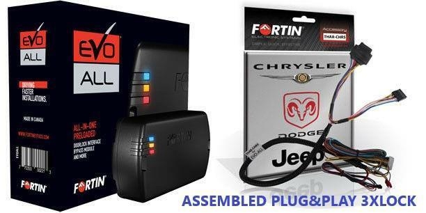 OEM Activated Plug and Play Remote Start for 2008-2013 Jeep Liberty