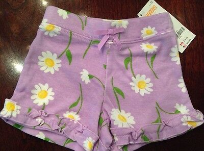 Girls Easter//Spring Shorts 6,12,18,24,2T Gymboree DAFFODIL GARDEN 3T
