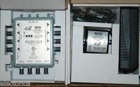 DISH Network DPP44 Switch Slim Ground Block Version Kit w Power Inserter
