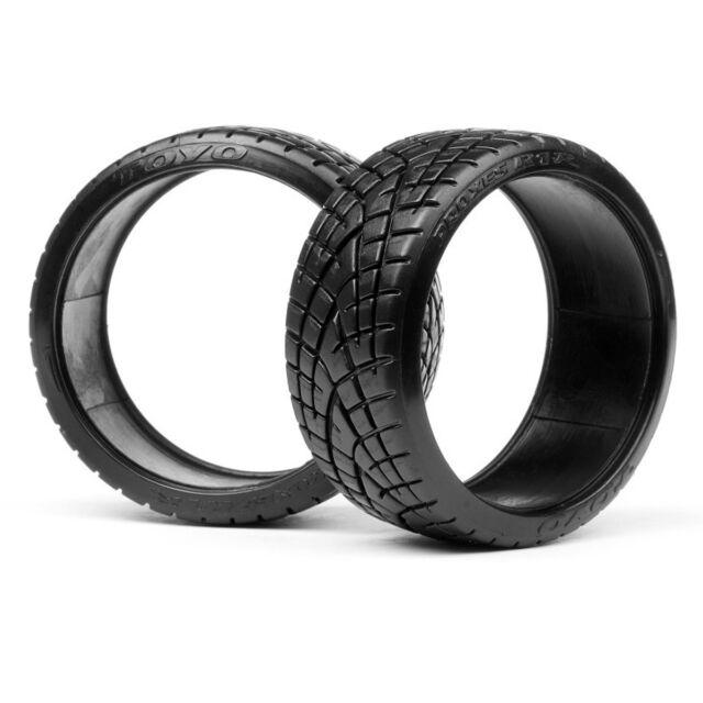 HPI Toyo Proxes R1R T-Drift Tyres 26mm 2pcs 4422